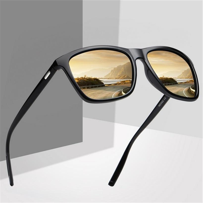 537f1e0e8e XojoX polarizado gafas de sol de la marca de los hombres de alta calidad  clásico conducción
