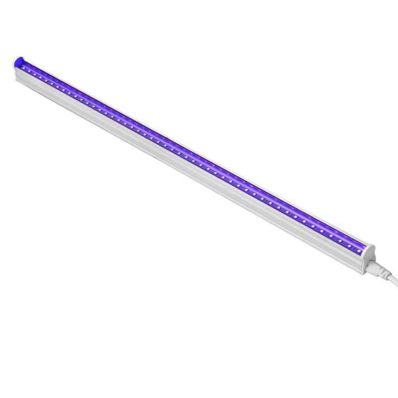 T5 светодиодный Атмосфера УФ Хэллоуин вечерние рейка черный свет ультрафиолетового излучения UV L570 * W22 * H35MM 5V1A/2A (макс)