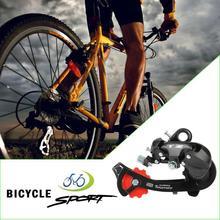 Горный велосипед из алюминиевого сплава 6 7 скоростей TZ50 Задний Переключатель скоростей Запчасти Аксессуары для изделия для велоспорта Аксессуары Bicicleta
