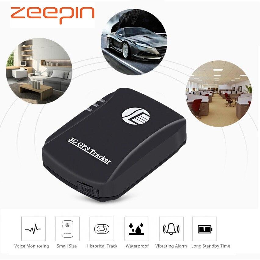 3G GPS Tracker Portable en temps réel localisateur véhicule Pet enfants dispositif de suivi étanche surveillance vocale véhicule GPS Tracker