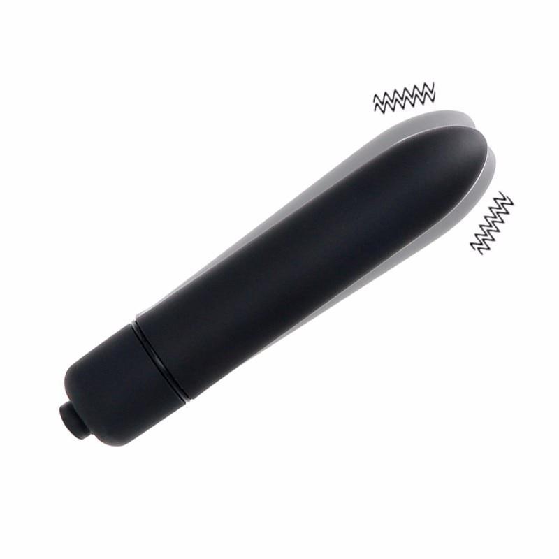 10 Speeds G-spot Bullet Vibrators For Women Anal Butt Plug Dildo Vibrator Sex Toys For Woman Men Gay Anal Masturbation
