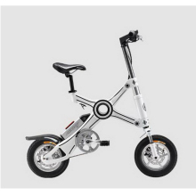 310441/Folding electric car / ultra-light mini lithium adult folding bicycle smart