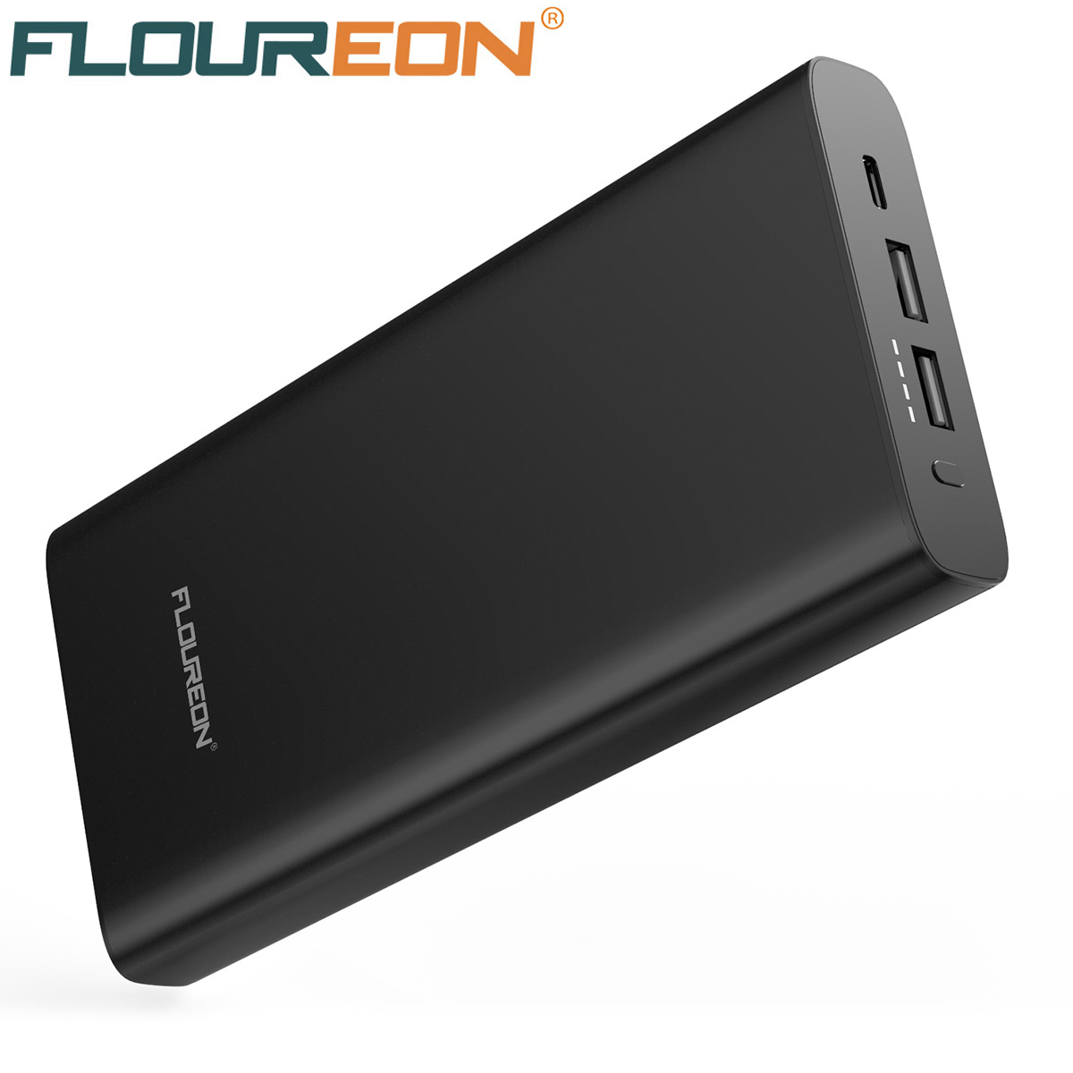 Floureon Power Bank 26800mAh Q...