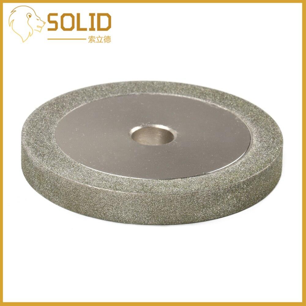 8 inch Diamond Grinding Wheel Flat Grinding Power Tool Carbide Hard Steel 200mm