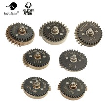 Hunting Paintball Army Accessories 12:1/13:1/16:1/18:1/32:1/100:200/100:300 Original Torque Speed  Gear Set AEG Airsoft Gearboxe