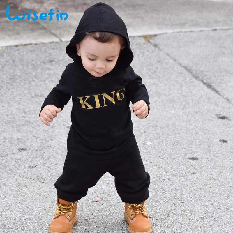 ea00e308f Wisefin new born Baby Clothes Winter Baby Rompers Newborn Onesie Long Sleeve  Jumpsuit Baby Boy Rompers