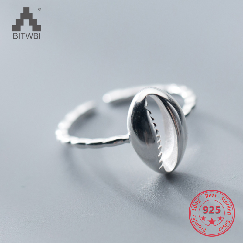 925 Sterling Silver Ring Female Japanese Korean Style Fashion Hollow Oval Ring Temperament Personality Drop Open Ring925 Sterling Silver Ring Female Japanese Korean Style Fashion Hollow Oval Ring Temperament Personality Drop Open Ring