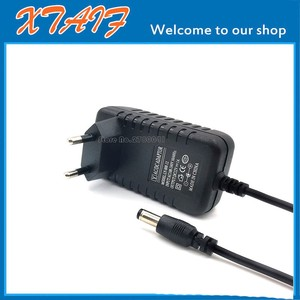 Image 5 - 9 V 1A AC/DC Voeding wall charger Adapter Voor Brother AD 24 AD 24ES LABEL PRINTER Power supply Cord
