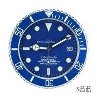 หรูหราออกแบบศิลปะโลหะนาฬิกานาฬิกา Relogio De Parede Decorativo หน้าแรกตกแต่งผนังนาฬิกาที่สอดคล้องกันโลโก้