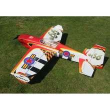 Горячая Распродажа PP SLICK540 1524 мм размах крыльев 60 дюймов 70E с неподвижным крылом 3D Аэробика RC самолет комплект для мальчиков Детский подарок игрушки для взрослых