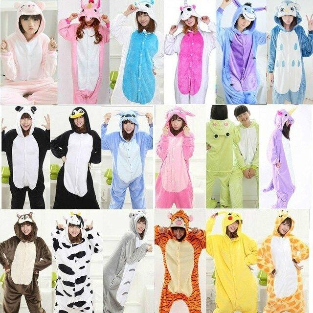 Пижамы kigurumi Onesie для подростков женская пижама de unicornio пижамы для взрослых Кигуруми для взрослых Мягкий комбинезон Теплый