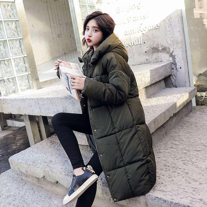 Maternity Winter Clothes Long Coat Down Cotton Plus Size Bread Style Cotton-padded Lattice Fashion Design M/L/XL/2XL/3XL 5 Color цены онлайн