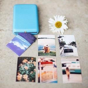 Image 5 - ポラロイドインスタックス 2 × 3 インチプレミアムジンクフィルム写真用紙ツインパック用 20/50 枚スナップタッチZ2300 socialmaticインスタントプリンタ