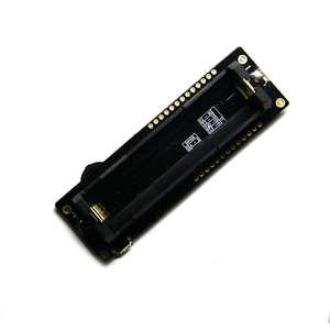 Image 5 - Ttgo T Cell Wifi и Bluetooth модуль 18650 Держатель батареи сиденье 2A предохранитель Esp32 4 Mb Spi Flash 4 Mb Psram micropyton REV1