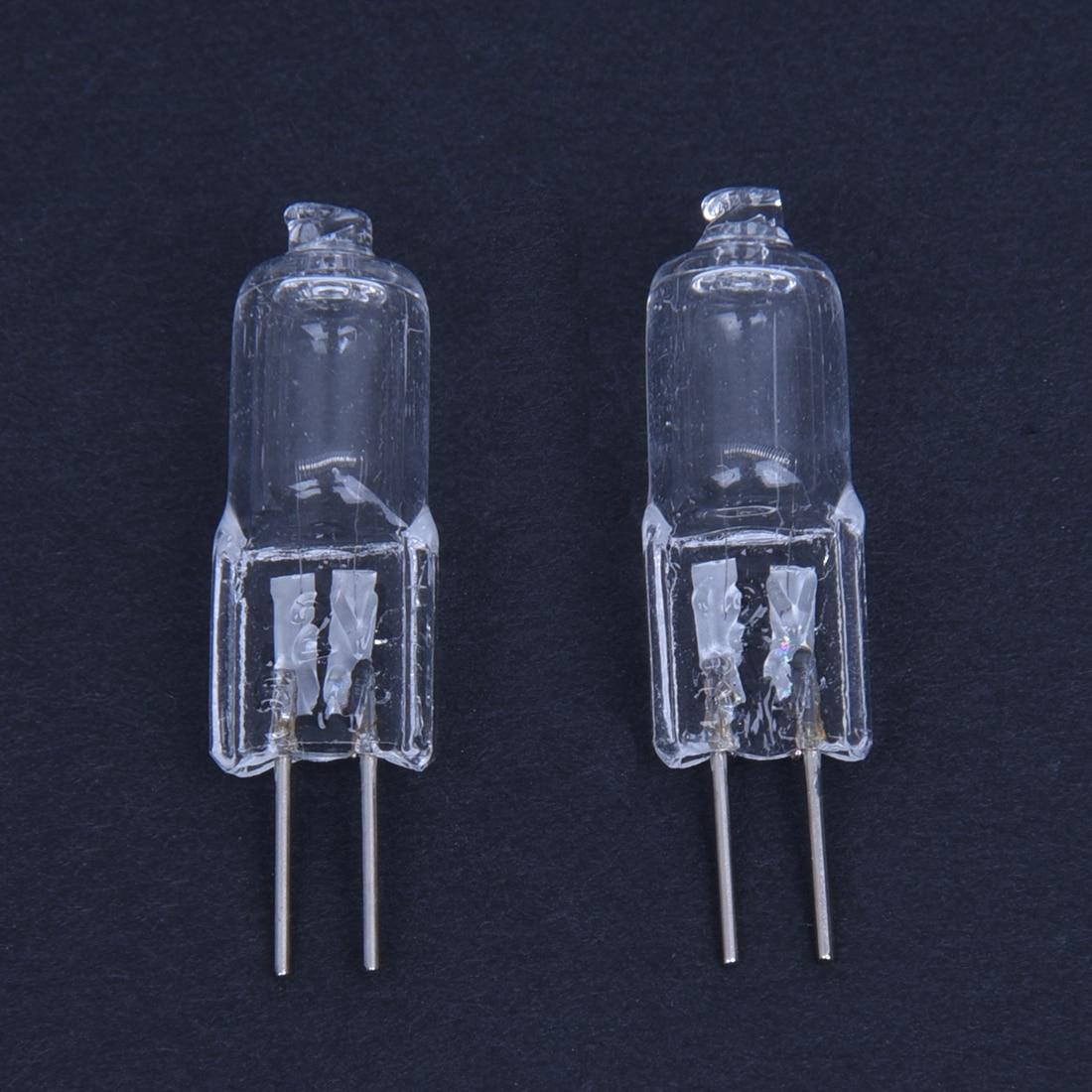 Newest 20pcs/lot Super Bright G4 12V 5W JC Type Halogen Light Bulb Lamp 12V 5W 5 Watt Tungsten Halogen Bulb Lamp Lighting Light