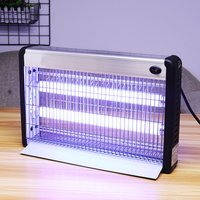 LED Light Electric Insect Killer UV A Mosquito Pest Fly Bug Zapper Catcher Trap Garden Pest Control Tools Accessories 20/30/40W|Repellents| |  -