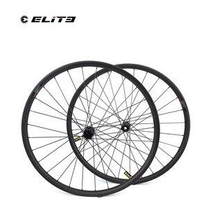 Image 3 - DT SWISS 350 סדרת 29er פחמן MTB גלגל אור משקל סין פחמן שפה 370g רק עבור XC AM הר אופני זוג גלגלי Sapim דיבר