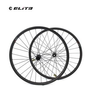 Image 3 - DT Swiss 350 Series 29er Carbon MTB Wheel Light Weight China Carbon Rim 370g Only For XC AM Mountain Bike Wheelset Sapim Spoke