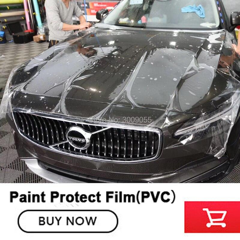 Film de Protection de peinture auto-cicatrisant PPF Ultra doux facile à installer anti-rayures 1.52 m * 15 m