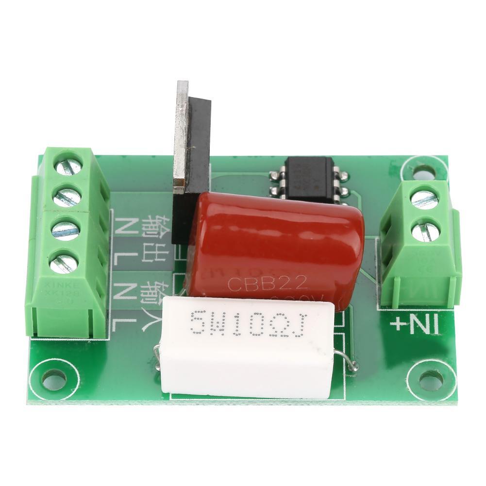 High-Power SCR Module Thyristor Control Board Trigger Switch DC Control AC 220V Professional YYAC-2S