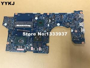 Nbg6j11001 14302-1 mainboard para acer para aspire VN7-592G computador portátil placa-mãe 448.06b08. 0011 I7-6700HQ