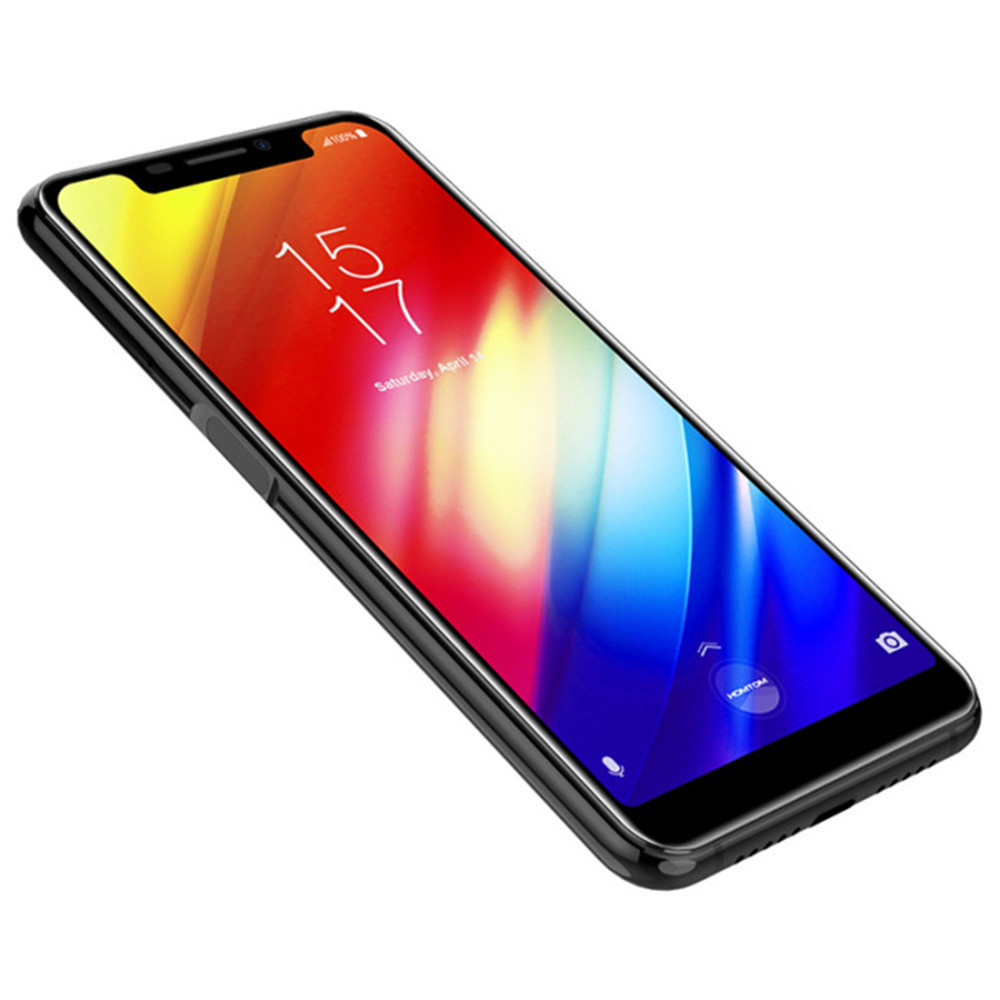 HOMTOM H10 Face ID 4G Smartphone Android 8.1 4GB+64GB MTK6750T Octa Core Cell Phones 3500 mAh 5.85 inch Full Screen Mobile Phone