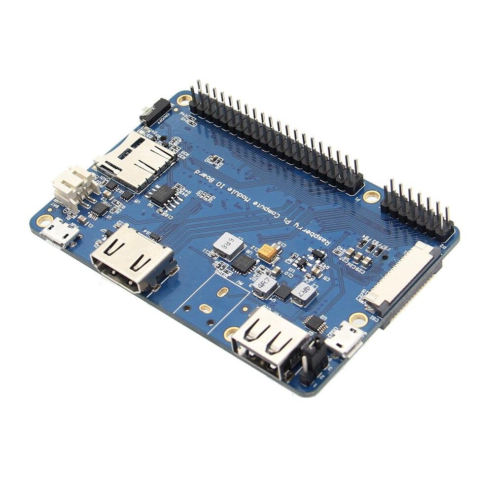 Carte dextension CM3/CM3Lite IO pour Module informatique Raspberry PiCarte dextension CM3/CM3Lite IO pour Module informatique Raspberry Pi