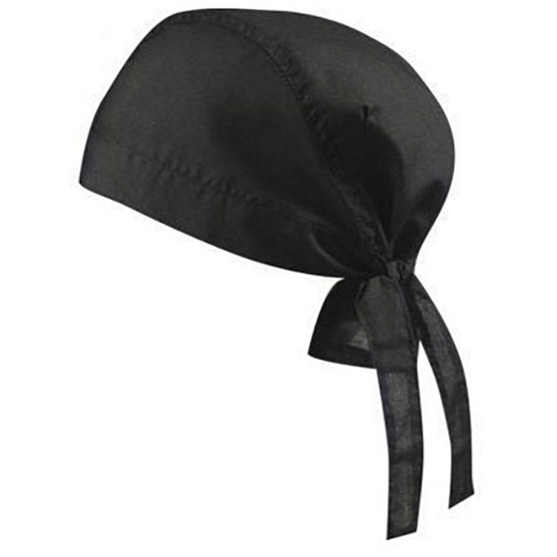 Unisex Bandana Cap Headscarf Biker Hat Pirate Cloth In Sport Bicycle Bandana Cap 100% Cotton