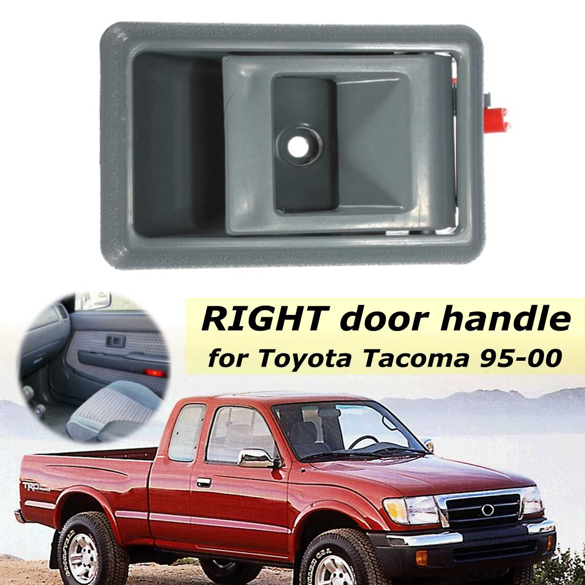 HILUX PICKUP 1989-1997 LEFT SIDE DOOR HANDLE FIT FOR TOYOTA 4RUNNER