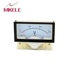 New Arrivals AC 69L17(450V)Durable Ammeter Current Ampere Voltage Meter Voltmet Voltmeter Pointer Diagnostic-tool Tester