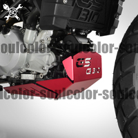 Motorcycle Skid Plate Chassis Expedition Engine Chassis Protective Cover Guard Fits For BMW G310 GS G310GS 2017 2018