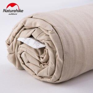 Image 3 - Naturehike Envelope Sleeping Bag Liner Cotton Ultralight Portable Camping Sheet Hiking Outdoor Travel Portable Hotel Dirty