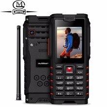 ioutdoor T2 ip68 Waterproof shockproof Russian keyboard Mobile Phone