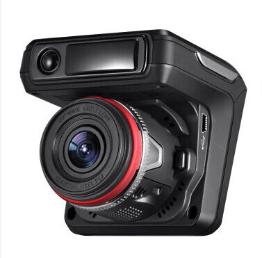3 In1 Auto Dvr Camera 2.4 Radar Detector X7 Russische Versie Volledige Band X Ku K Ka plus laser 150 Graden Lens Gps Tracker Logger - 5