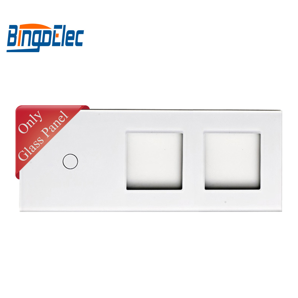 Toughened Glass 1g switch  panel and socket frame, glass only, no switch or socket function part,Hot saleToughened Glass 1g switch  panel and socket frame, glass only, no switch or socket function part,Hot sale