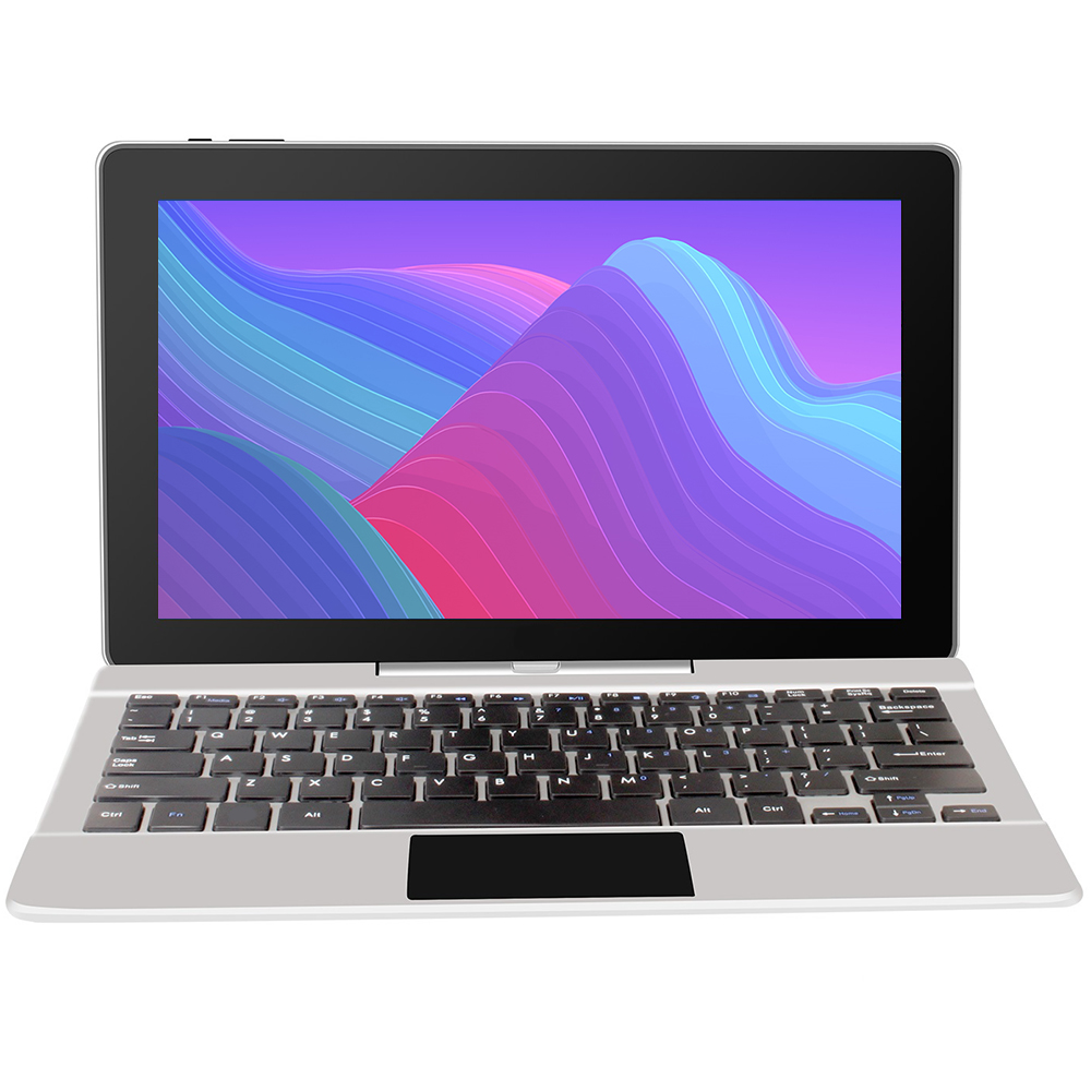 Jumper EZpad 6 Pro 2 In 1 Tablet PC 11.6'' Windows 10 Quad Core 1.1GHz 6GB 64GB EMMC HDMI 4500mAh Laptop With Keyboard