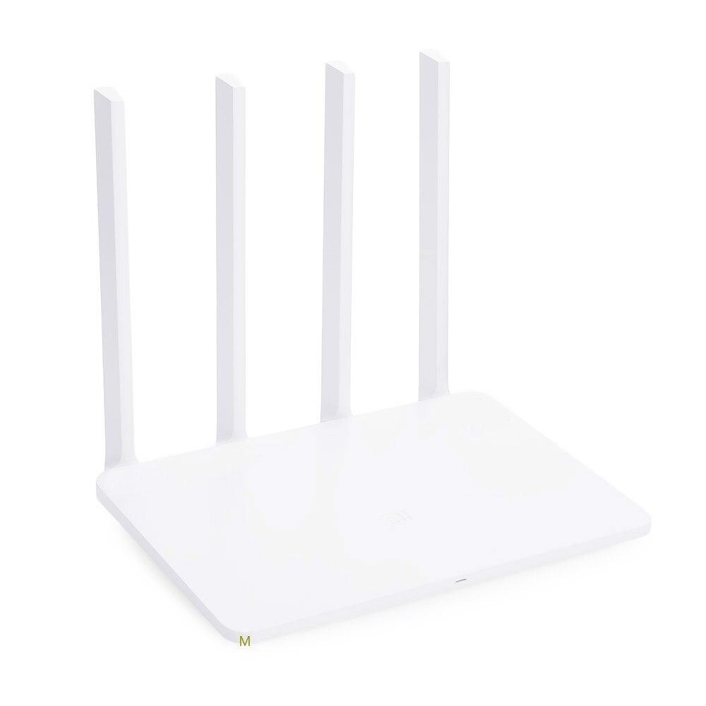 10pcs Xiaomi Mi WiFi Router Original3G 1167Mbps 2.4GHz 5GHz Dual Band 128MB ROM Wi-Fi 802.11ac Four Powerful High-Gain Antennas