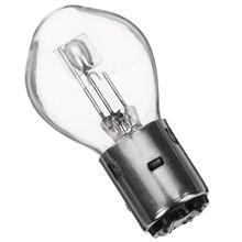 2 sztuk BA20D wysokiej jasności żarówki LED 12V 35 35W reflektor halogenowy Singal lampa żarówka Amber dla motocykl ATV motorower tanie tanio Mayitr Włącz Sygnał Świetlny