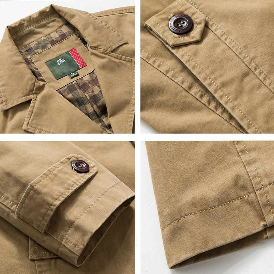 Для мужчин; Весенний осенний деловой Повседневное длинные Хлопковый тренч пальто куртка Мужская Зимние брендовые классические знаковых Тренч модель пальто Для мужчин