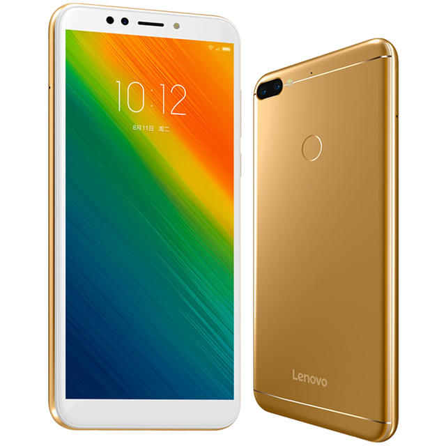 Lenovo K9 Note (L38012) 4G Smartphone 6.0'' Android 8.1 Qualcomm Snapdragon 450 Octa Core 1.8GHz 4GB 64GB 16.0MP Face ID 3760mAh 5