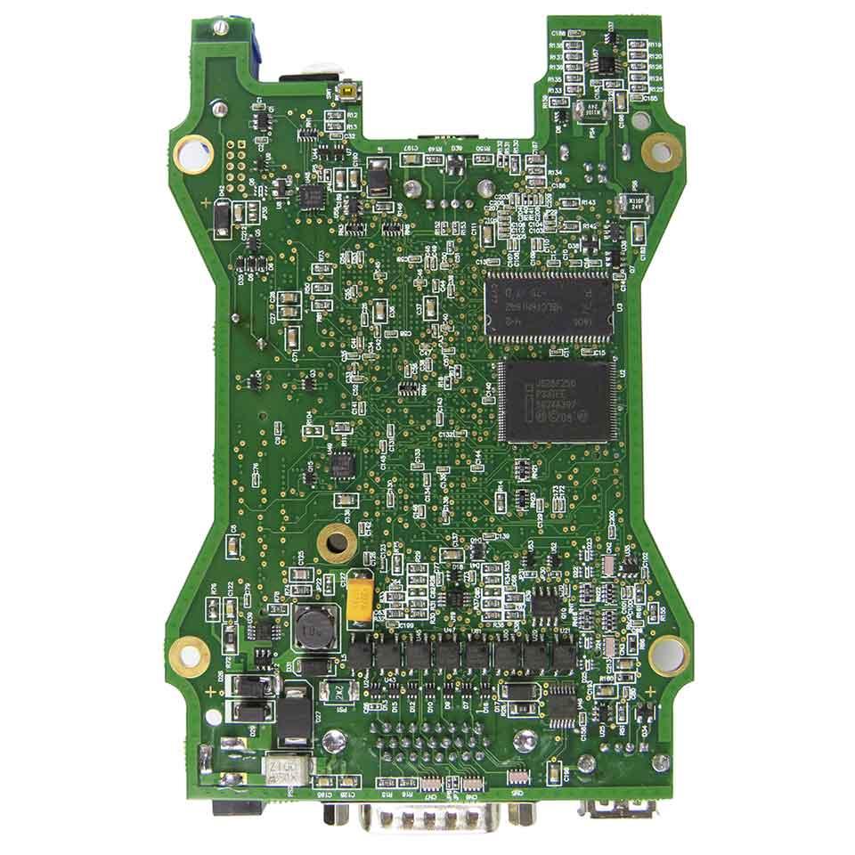 High Quality VCMII Car Diagnostic Tool VCM2 IDS V101 OBD2 Diagnostic Scanner For F-ord Vcm 2 ii OBDII Code Reader Scanner