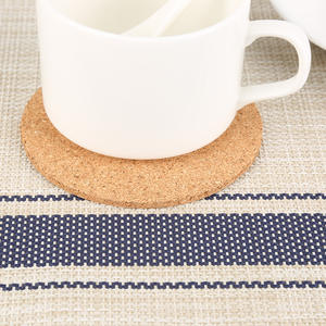 Cork Coaster Mat Coffee Drink Kitchen Decoration Placemat