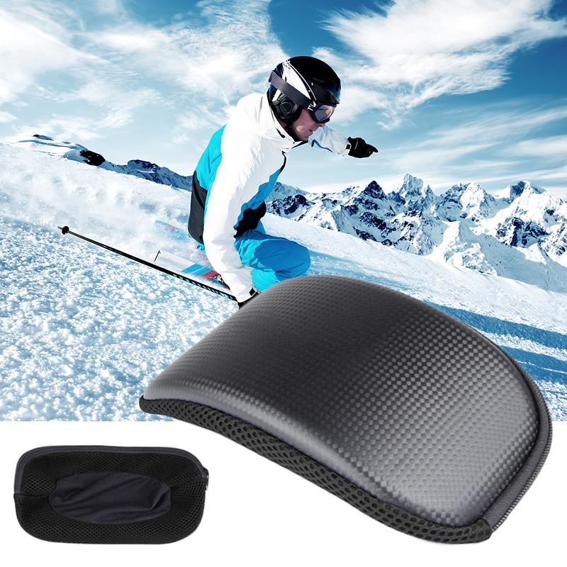 Outdoor Sport Running Hand Bag Glasses Case Crush Resistant Anti-Collision WaterProof Zipper Bag Riding Glasses And Ski Goggles