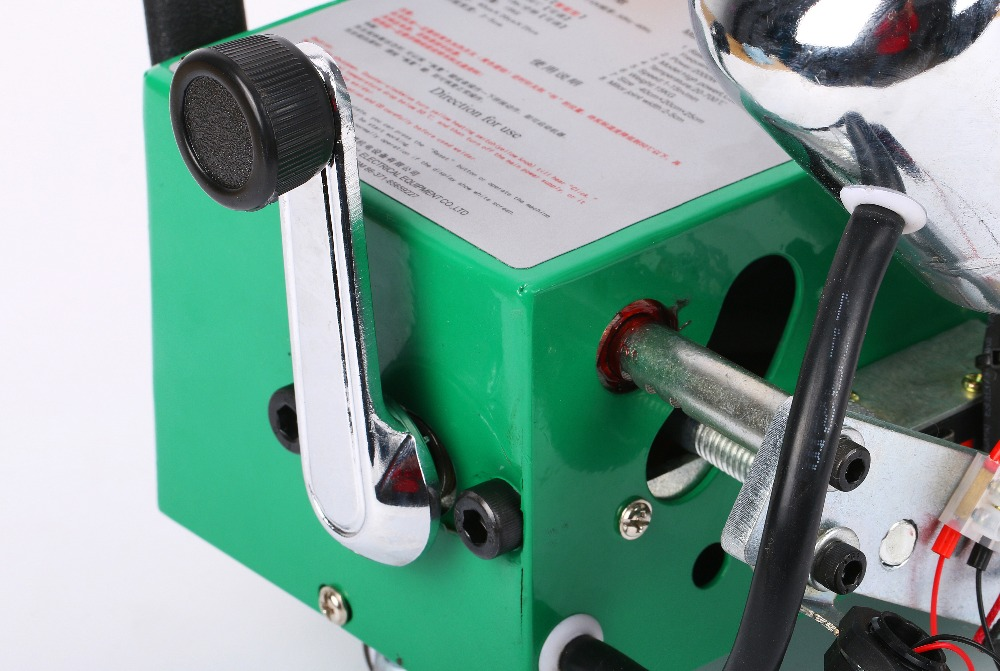 High Frequency PVC Flex Banner Hot Air Welder For Vinyl