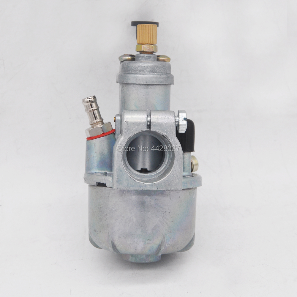 US $12 5  Puch Moped 15 15mm Bing Style Carb Carburetor Maxi Sport Luxe  Newport E50 Murray-in Carburetor from Automobiles & Motorcycles on