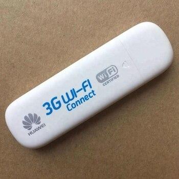 Desbloqueado huawei E8231 módem usb 3g + wifi router 21 Mbps de alta  velocidad usb 3g dongle 3g mifi