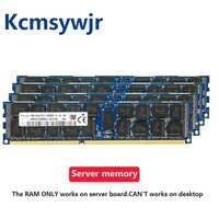 Server di RAM DDR3 4GB 8GB 16GB 32GB 4G 8G 16G DDR3 2RX4 PC3-10600R 12800R 14900R ECC REG 1600Mhz 1866Mhz 1333Mhz di memoria RAM 1600