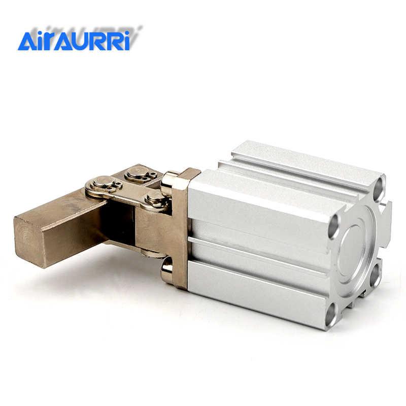 Рычаг вниз цилиндр отверстие ALC/JGL 25 32 40 50 63 Двойное действие зажимной цилиндр воздушный компрессор