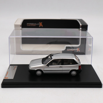 цена на Premium X 1:43 Fiat Tipo 3 door 1995 Silver PRD454 Diecast Models Limited Edition Collection Toys car