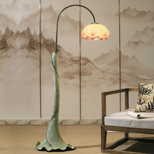 Chinese Standing Lamp Classical Light Classicism LED Floor Lamps Staande Led Lights Living Room Fixtures
